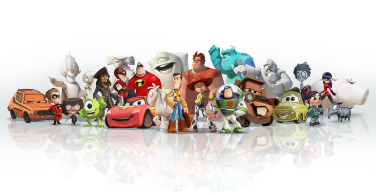 Disney Infinity Platform Officially Unveiled