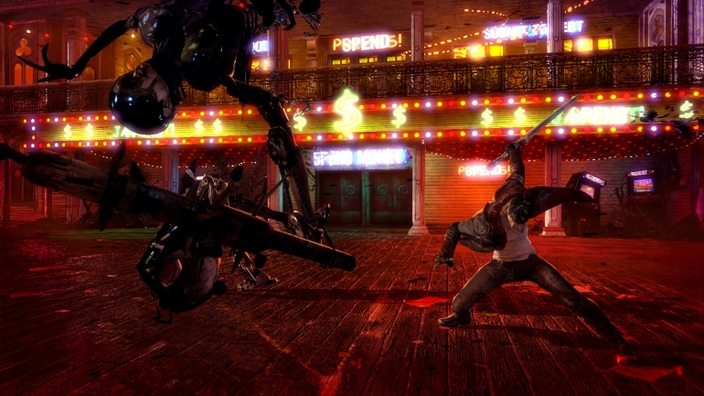 DmC Devil May Cry: Experienced fans of the series should play the game on Nephilim.