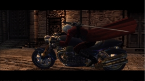Devil May Cry HD Collection: Devil May Cry 2 Comparison Screenshot (HD)