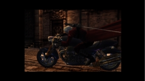 Devil May Cry HD Collection: Devil May Cry 2 Comparison Screenshot (SD)