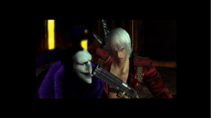 Devil May Cry HD Collection: Devil May Cry 3 Comparison Screenshot (SD)