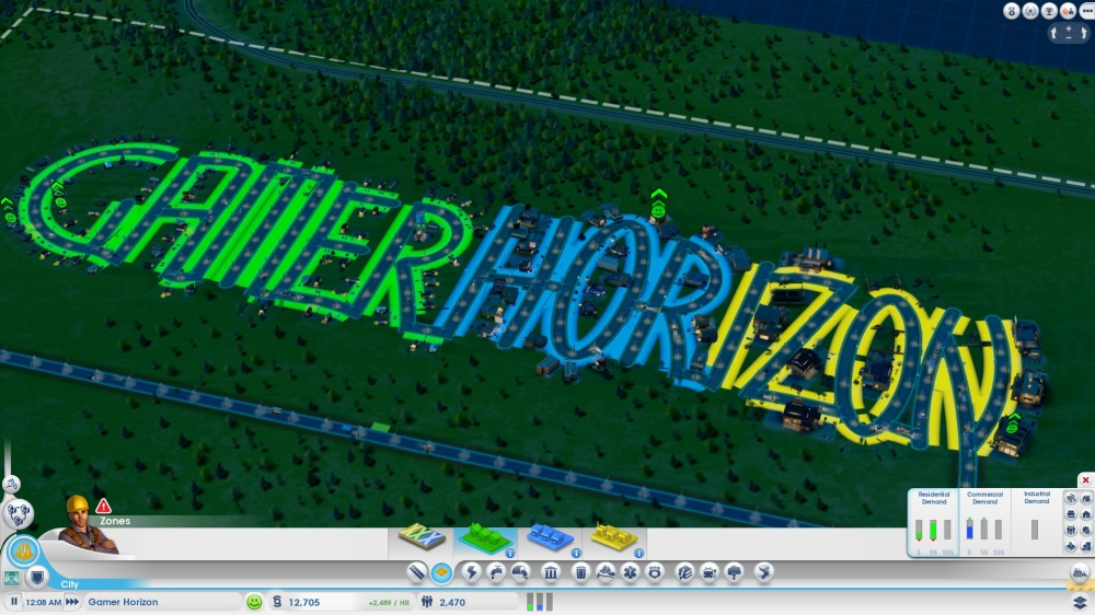 SimCity Closed Beta Impressions: Gamer Horizon RCI