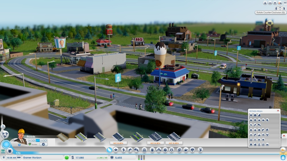 SimCity Closed Beta Impressions: Up Close and Personal