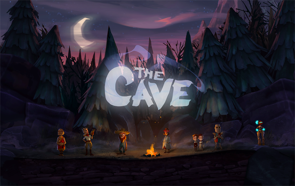 The Cave Review: The whole cast