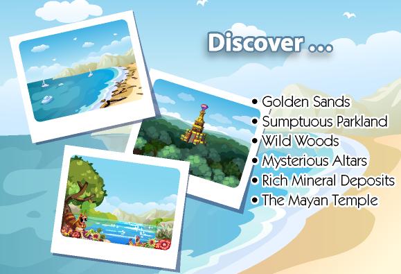 SimCity Social: Island City