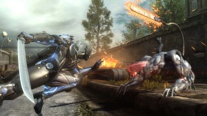 Metal Gear Rising: Revengeance - Bladehound