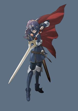 Fire Emblem: Awakening - Marth