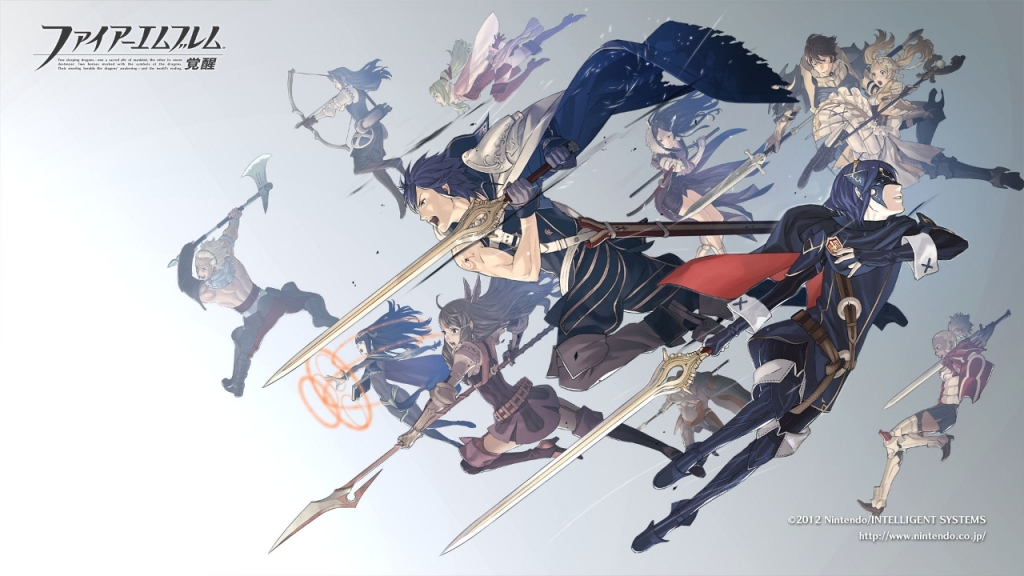 Top 10 Games of the Year 2013 - Fire Emblem: Awakening