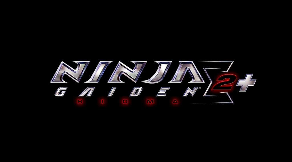 Ninja Gaiden Sigma Plus 2 - Logo