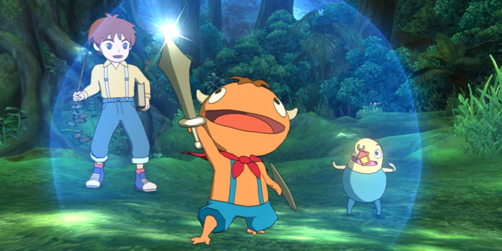 Ni no Kuni: Wrath of the White Witch - Victory!