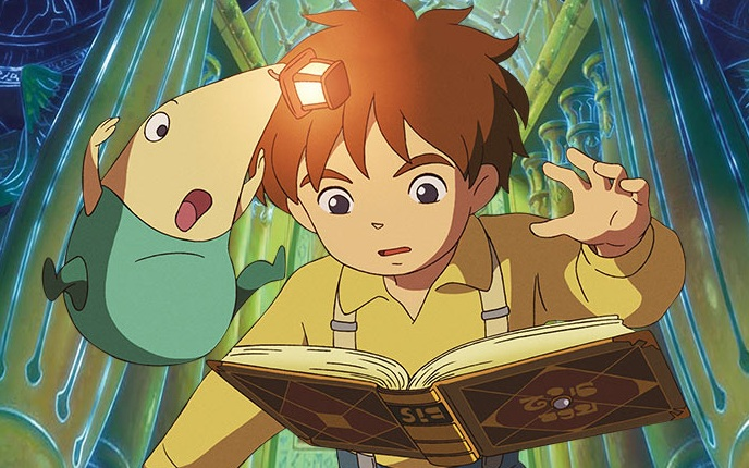 Ni no Kuni: Wrath of the White Witch - Oliver and Drippy
