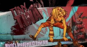 Borderlands 2's Tiny Tina is Racist? Really?: Tiny Tina goes Boom