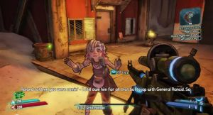 Borderlands 2's Tiny Tina is Racist? Really?: Conversations with Tiny Tina