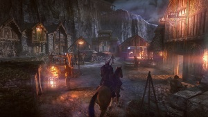 The Witcher 3: Wild Hunt - Town