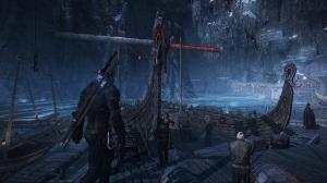 The Witcher 3: Wild Hunt - Docks