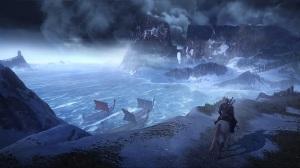 The Witcher 3: Wild Hunt - Cliff