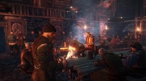The Witcher 3: Wild Hunt - Tavern Interior