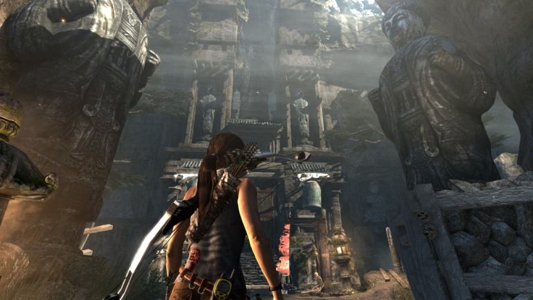 Tomb Raider: Hidden Tombs