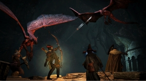 Dragon's Dogma Dark Arisen Archer