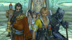 Final Fantasy X - Group Photo
