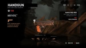 Tomb Raider: Gun