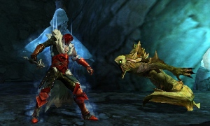 Castlevania: Lords of Shadow - Mirror of Fate - Fishmen cometh