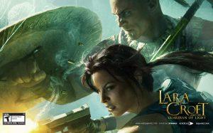 lara croft and-the guardian of light
