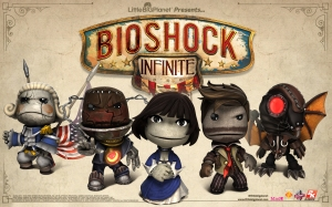 Little Big Planet - Bioshock Infinite 2