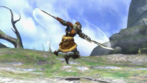 Monster Hunter 3 Ultimate Dual Blades
