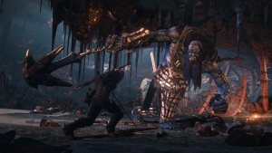 The Witcher 3: Wild Hunt - Ice Giant Hunt