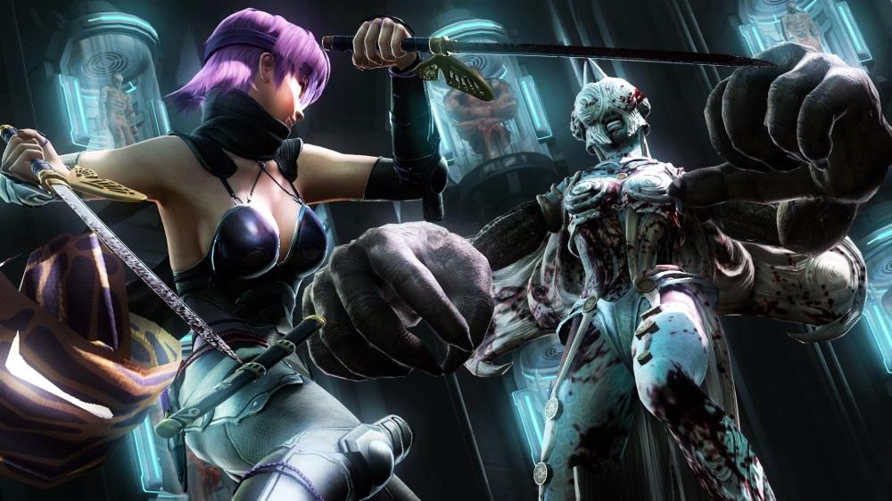 Ninja Gaiden 3: Razor's Edge - Ayane