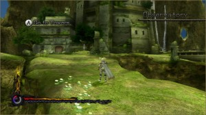Pandora's Tower: Outside