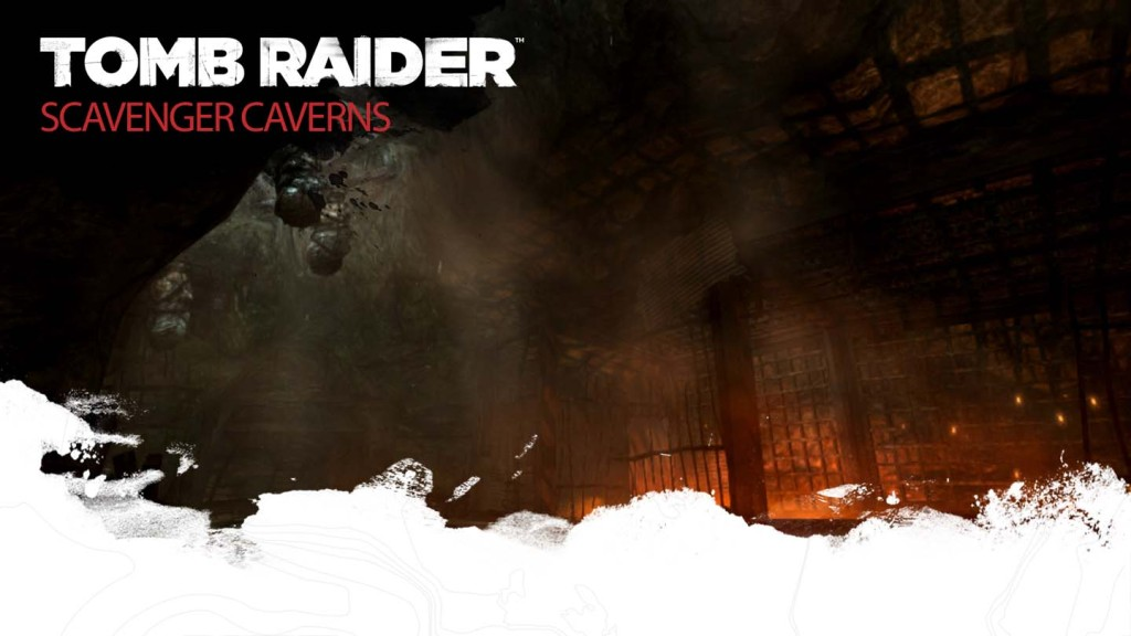 Tomb Raider: Scavenger_Caverns