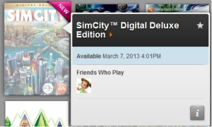 SimCity - March 7th?