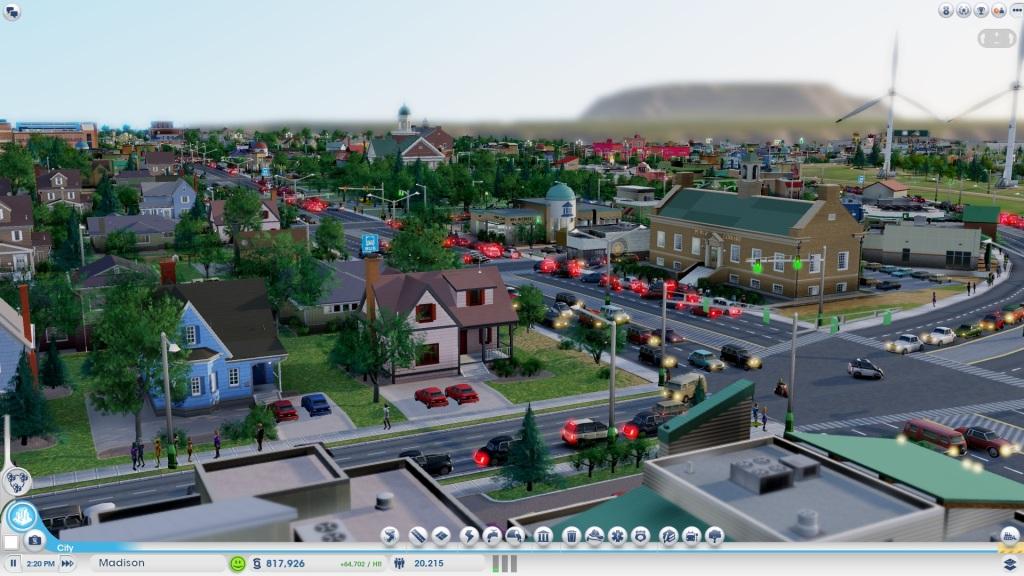 SimCity - Pawnee