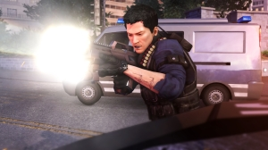 sleeping dogs: Year of the Snake: Shootout