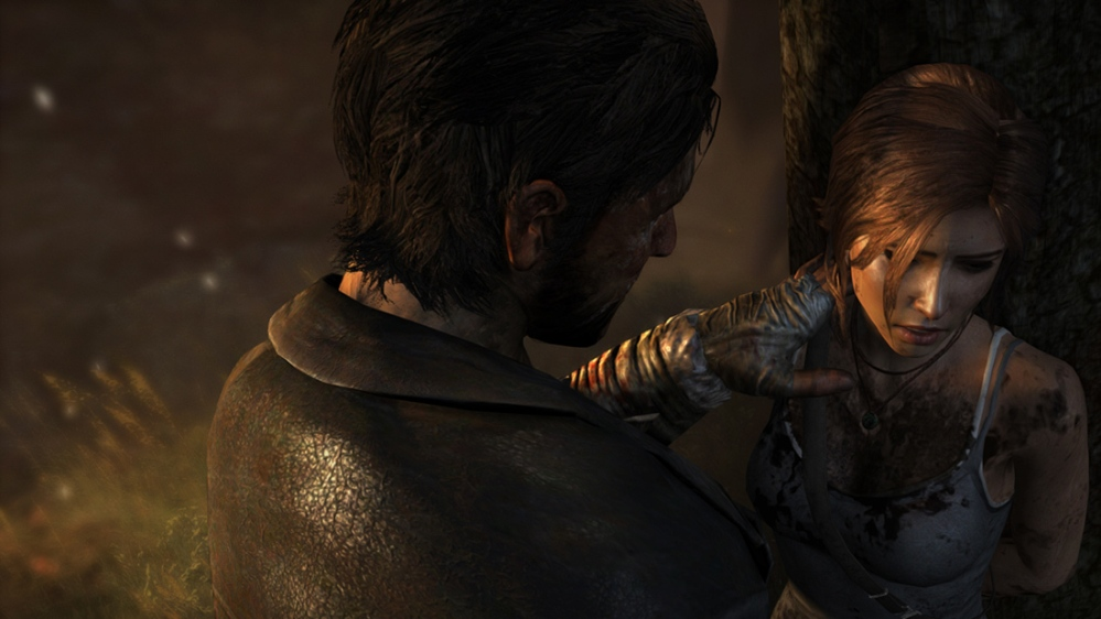 The moments following this shot will change Lara forever.