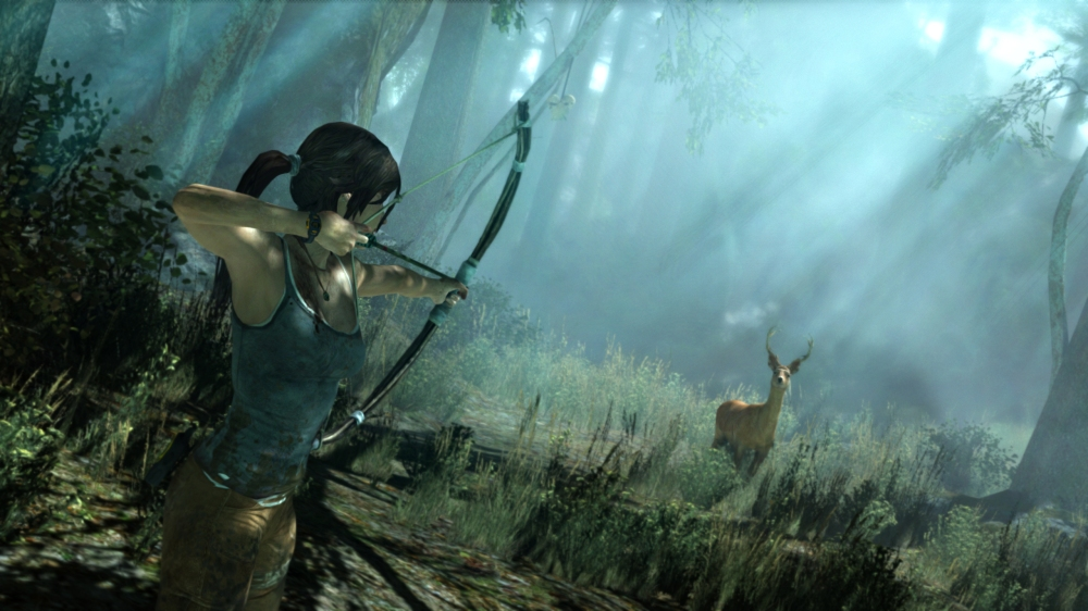 Tomb Raider - Hunting Season