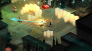 Transistor - Battle