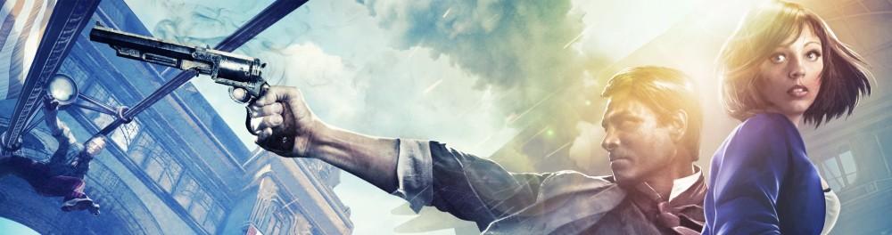 Bioshock Infinite - Booker DeWitt
