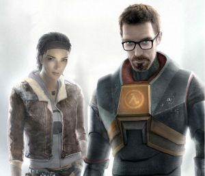 Half Life 2 - Gordon & Alyx