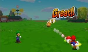 Nintendo Direct - Mario and Luigi - Combat