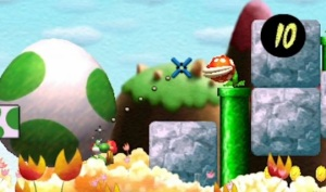 Nintendo Direct - Yoshi with Giant Egg