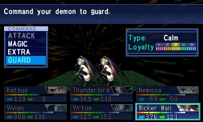 Soul Hackers Review - Succubus