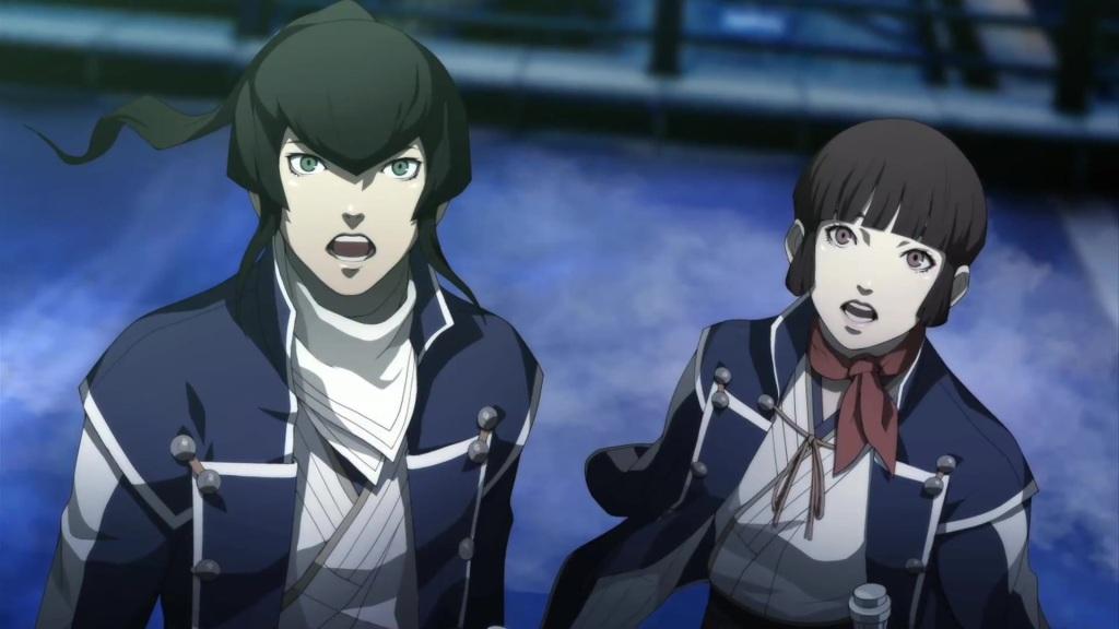 Shin Megami Tensei IV - Flynn and Isabeau
