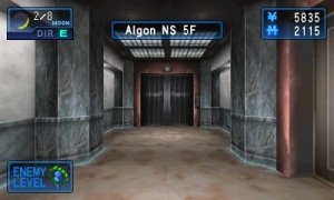 Soul Hackers Review - Algon NS 5F