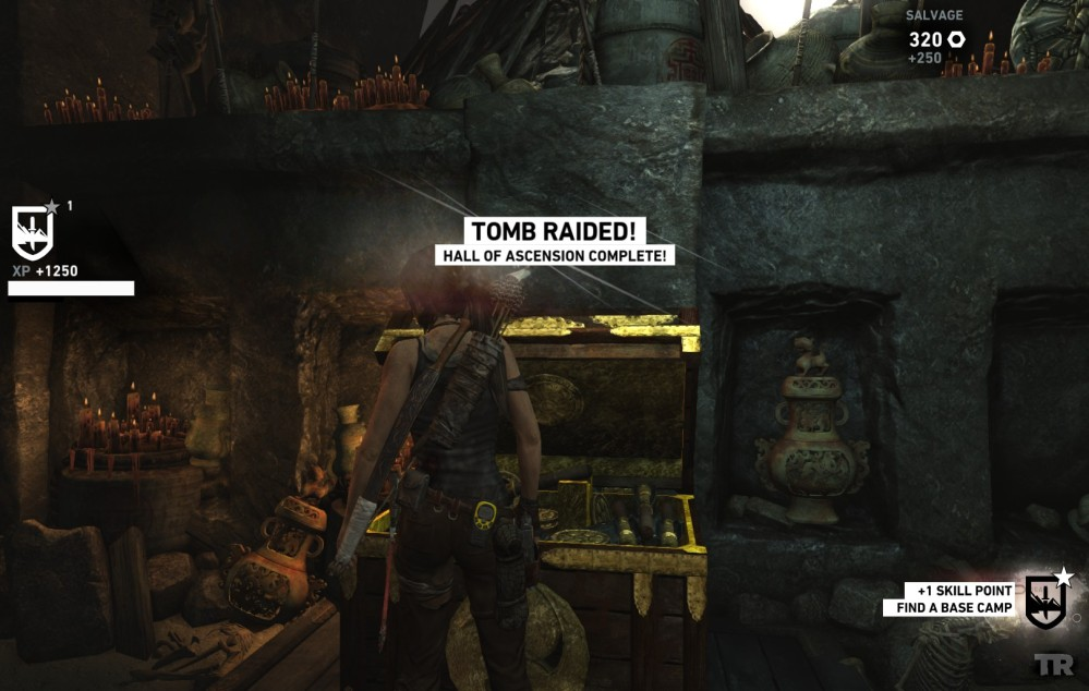 Tomb Raider - Tomb Raided!