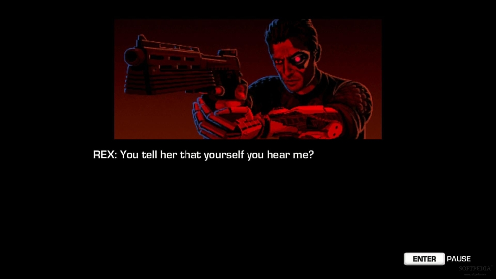 Far Cry 3: Blood Dragon Review - Cut Scene
