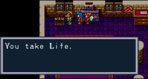 Breath of Fire - You take Life