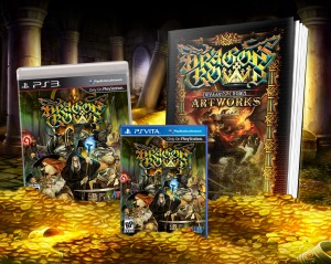 Dragons Crown - All